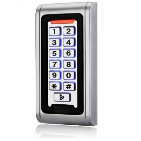 S2 Controllo Accessi RFID Antivandalo per uso interno e esterno (IP55)