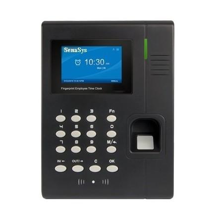 S180-PRO Rilevatore Presenze e Controllo Accessi Biometrico e RFID con webserver integrato
