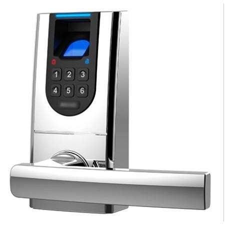 SL100K Maniglia Apriporta Biometrico + Tastiera