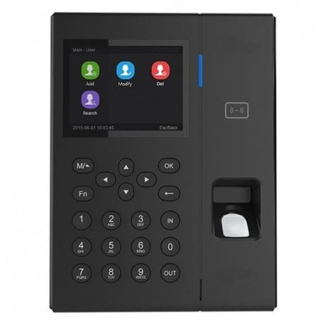S1000 Rilevatore Presenze e Controllo Accessi WIFI, Biometrico e RFID con webserver integrato