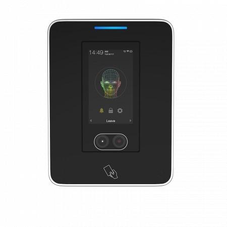 S-Face Rilevatore Presenze e Controllo Accessi con Riconoscimento Facciale e RFID con webserver integrato
