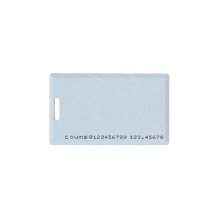 Kit 10 Tessere RFID 125 Khz con asola